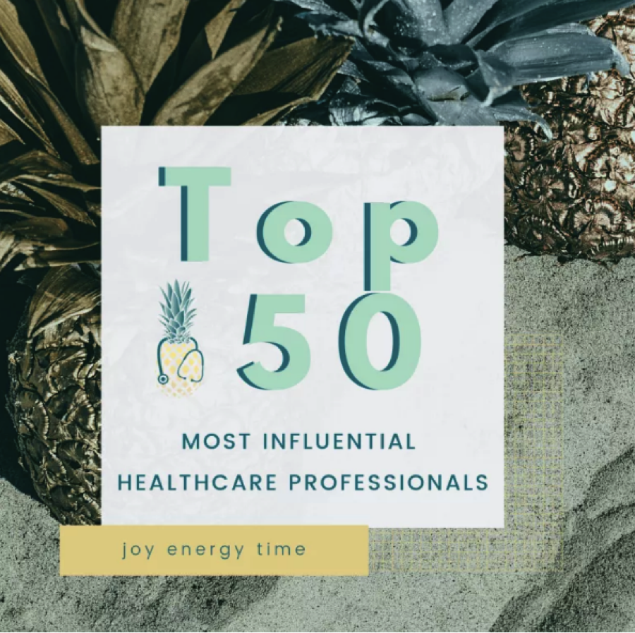 TOP 50 MOST INFLUENTIAL  HEALTH CARE PROFESSIONALS